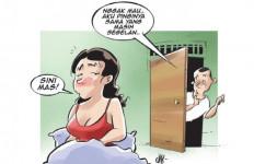 Cewek Kinyis-kinyis Bernafsu Banget di Malam Pengantin, Oh Ternyata... - JPNN.com