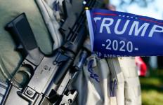 Presiden Donald Trump Tinggal Sejarah, Pendukungnya Masih Saja Berulah - JPNN.com