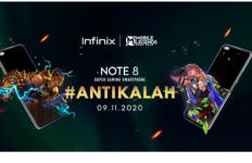 Berkolaborasi dengan Mobile Legend, INFINIX NOTE 8 Bakal Segera Dirilis - JPNN.com