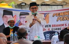 Warga Puas dengan Kinerja Ujang Iskandar di Kobar Selama 2 Periode - JPNN.com