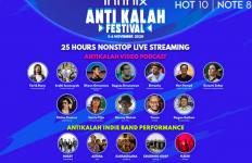 Infinix Indonesia Gelar Acara 25 Jam Non-Stop Bareng Para Pelaku Kreatif dan UMKM - JPNN.com
