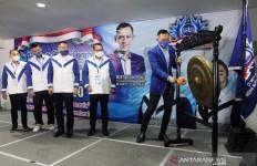 Michael Watimena Terpilih Aklamasi, AHY Pengin IMDI Melahirkan Kader Militan - JPNN.com