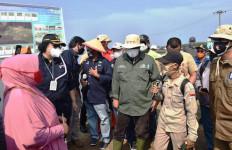 Menteri Siti Mengecek Progres Padat Karya Penanaman Mangrove di Serang - JPNN.com