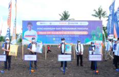Pupuk Kaltim Gagas Program Agro Solution di Dompu NTB, Mendes: Pertanian Jauh lebih Kuat - JPNN.com