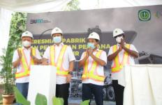 Pupuk Kujang Operasikan Pabrik CO2 Senilai USD 7,4 Juta di Cikampek - JPNN.com