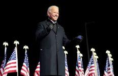 Ada Pesta Kemenangan di Rumah Leluhur Joe Biden - JPNN.com