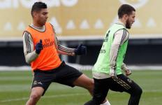 Casemiro dan Eden Hazard Positif Tertulari Covid-19 - JPNN.com