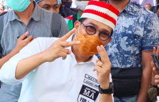 Machfud Arifin-Mujiaman Siapkan Dana untuk Pemerataan Pembangunan Surabaya - JPNN.com