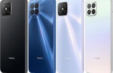 Huawei Nova 8 SE Resmi Meluncur, Intip Spesifikasi dan Harganya - JPNN.com
