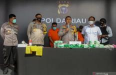 Polisi Bongkar Sindikat Narkoba Riau, Ada Aksi Kejar-Kejaran, 2 Orang Meninggal - JPNN.com