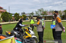 Ada 1.000 Motor Curian Lagi di Halaman Polres, yang Merasa Kehilangan Cek Sendiri - JPNN.com