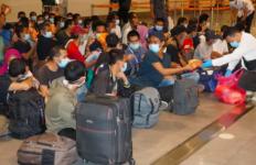 502 WNI di Malaysia Dipulangkan ke Indonesia - JPNN.com