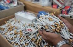 Kanaikan Tarif Cukai Bakal Membuat Rokok Ilegal Makin Merajalela - JPNN.com