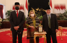 Puncak Hari Pahlawan, Presiden Jokowi Pimpin Upacara dan Ziarah Makam - JPNN.com