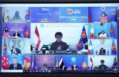Donald Trump Tamat, Menlu Retno Dorong ASEAN Perkuat Kerja Sama dengan Amerika Serikat - JPNN.com