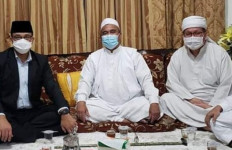 1 Jam Anies Baswedan Bertemu Habib Rizieq, Bahas Reuni Akbar PA 212 2 Desember? - JPNN.com