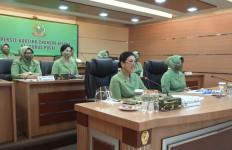 Persit KCK dan YKPI Kerja Sama Berikan Edukasi Terkait Kanker - JPNN.com