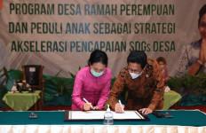 Mendes Halim Ungkap Alasan Pentingnya Membangun Desa Ramah Perempuan - JPNN.com