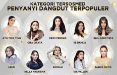 Daftar Lengkap Nominasi Anugerah Dangdut Indonesia 2020 - JPNN.com