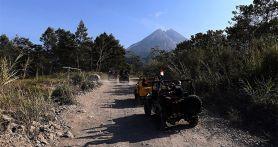 Kondisi Gunung Merapi Hari Ini