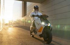 BMW Motorrad Pamer Skutik Listrik Terbarunya, Begini Tampangnya - JPNN.com