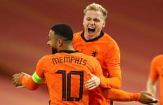 Pemain MU jadi Penyelamat Belanda dari Kekalahan atas Spanyol - JPNN.com