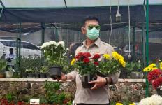 Keren, Varietas Unggul Bunga Tanaman Hias dari Balithi Kementan Sumbang Rp 311,6 Miliar untuk Indonesia - JPNN.com