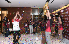Siswa Depok Juara Piala Pelajar Gim Free Fire se-Jabodetabek - JPNN.com