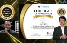 Bank BJB Raih Penghargaan Indonesia Financial Awards 2020 - JPNN.com