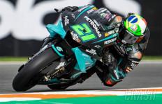 Morbidelli Start Pertama di MotoGP Valencia, Mir Posisi ke-12 - JPNN.com