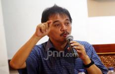 Ambroncius Nababan Dicokok Polisi, Roy Suryo: Abu Janda Ditindak Tegas juga Dong - JPNN.com