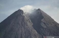 Guguran Lava Gunung Merapi Meluncur ke Arah Kali Krasak - JPNN.com