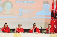 Puti Guntur Bakar Semangat Kader PDIP Surabaya, Tujuannya Cuma Satu Eri Cahyadi-Armuji - JPNN.com
