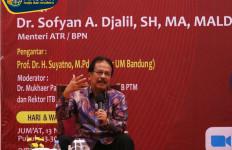 Menteri Sofyan Djalil Luruskan Isu UU Cipta Kerja di Hadapan Akademisi Muhammadiyah - JPNN.com