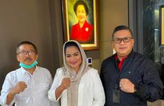 Seperti ini Cara Puti Guntur Soekarno Ajak Kader PDIP Menangkan Eri-Armudji - JPNN.com