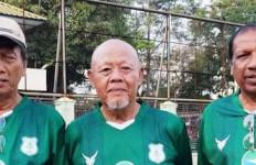 Sosok Almarhum Parlin Siagian di Mata Legenda PSMS Tumsila - JPNN.com
