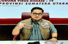 Penjelasan Dokter Aris Soal Data Pasien Sembuh dari Covid-19 di Sumut, Menggembirakan! - JPNN.com