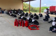 Puluhan Personel Bandara di Cilacap Dapat Pelatihan DPM PPI Curug - JPNN.com
