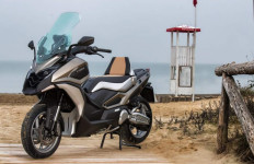 Kymco Siapkan Skutik Anyar Penantang Honda X-ADV - JPNN.com