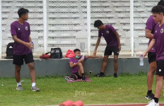 Latihan Keras Timnas U-19 Memakan Korban, Pemain Persib Cedera - JPNN.com