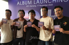 Juicy Luicy Merayakan Kesedihan Lewat Album Sentimental - JPNN.com