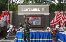 Brigjen Marinir Hermanto Bercerita Soal Kelahiran Pasukan Tangguh Berbaret Ungu, Luar Biasa - JPNN.com