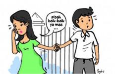 Istri Pulang Kerja Bermesraan dengan Pria, Alasannya Gaji Suami Tak Mencukupi - JPNN.com