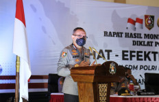 Inilah Profil Komjen Arief Sulistyanto, Calon Kapolri Paling Senior, Kelahiran Nganjuk - JPNN.com