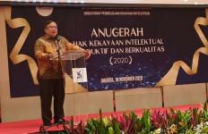Kemenristek Gelontorkan Rp 40 Miliar untuk Penerima Anugerah Hak Kekayaan Intelektual, Ini Daftarnya - JPNN.com