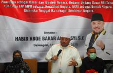 Sosialisasi Empat Pilar, Habib Aboe Tekankan Persatuan Jelang Pilkada Serentak - JPNN.com