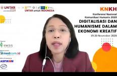 Dekan Fikom Untar Bicara soal Dampak Negatif Digitalisasi - JPNN.com