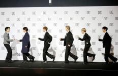 Rilis Album Baru, BTS Targetkan Nominasi Grammy Awards - JPNN.com