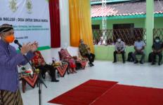 Ganjar Dampingi Mendes Berkunjung ke Desa Inklusif Jatisobo - JPNN.com