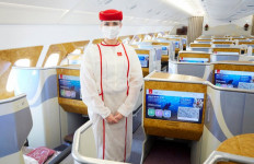 Emirates, Maskapai Penerbangan Teraman di Dunia Menanggapi Pandemi COVID-19 - JPNN.com